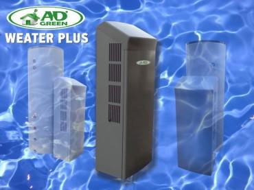 αντλία θερμότητας παραγωγή ζεστών νερών χρήσης