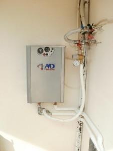 O ηλεκτρολέβητας που εισάγει η ADTHERM καλύπτει με σημαντική εξοικονόμηση ενέργειας τις θερμαντικές ανάγκες κατοικιών και επαγγελματικών χώρων