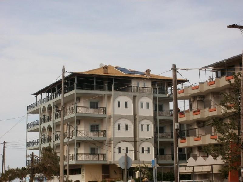 boiler με αντλια θερμοτητας olympic apartments