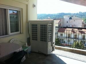 Απλή και πρακτική η διαδικασία σύνδεσης της αντλίας θερμότητας σύμφωνα με τον εγκαταστάτη υδραυλικό, Νίκο Τάτσιο