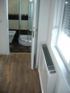 Εγκατάσταση fan coils slim σε διαμέρισμα στο Πόγκραντετς της Αλβανίας