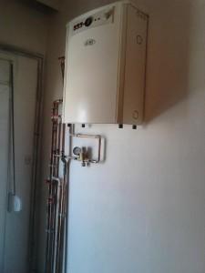 Ο ηλεκτρολέβητας που τοποθέτησε η ADTHERM στο διαμέρισμα του κ. Διονύση Παναγιωτίδη στην Κατερίνη