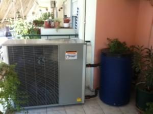 Η αντλία θερμότητας υψηλών θερμοκρασιών POLARIS 13 KW