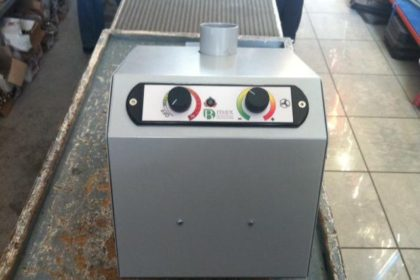 Ο ιταλικός καυστήρας βιομάζας ADGREEN B-ECO