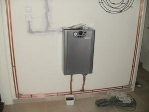 Ο ηλεκτρολέβητας θα προσφέρει θέρμανση και ζεστά νερά χρήσης στην κ. Βούλα Χαριζοπούλου με σημαντική εξοικονόμηση ενέργειας και χρημάτων
