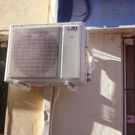 Inverter κλιματιστικά σε κατάστημα χονδρικής πώλησης στην Καστοριά