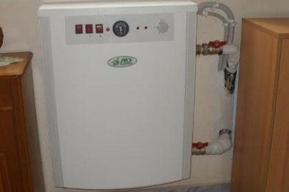 Ηλεκτρολέβητας 6 ΚW στην Κατερίνη