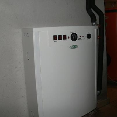Ηλεκτρολέβητας 6 KW στην Κατερίνη