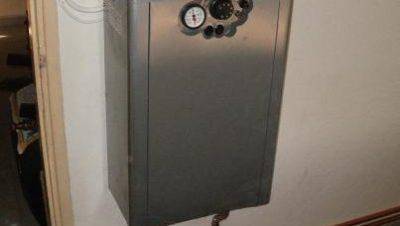 Ηλεκτρολέβητας 6 KW στο Μελιάδι Πιερίας