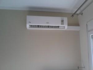 Inverter A/C 24.000 Btu στην Κατερίνη