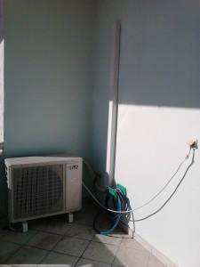 Inverter A/C 24.000 Btu στο Παλιό Κεραμίδι Πιερίας