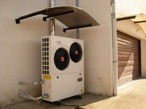 Αντλία θερμότητας χαμηλών θερμοκρασιών στον Παλαμά Καρδίτσας