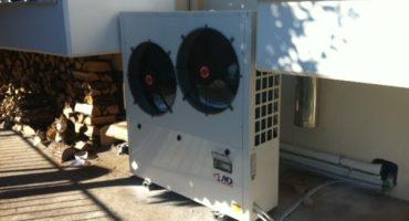 Αντλία θερμότητας ADGREEN 25 ΚW στα Τρίκαλα (Νίκος Πολύμερος)
