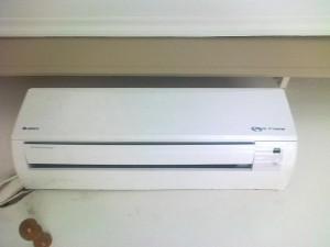 Inverter A/C 12.000 Βtu στην οικία του κ. Νίκου Τσιλακόπουλου