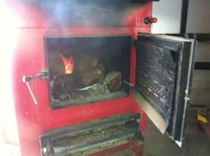 Λέβητας ξύλου ADGREEN - BIG 400 KW