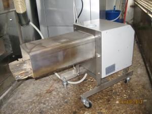 Υψηλη ποιότητα κατασκευής και υλικών χαρακτηρίζει τον ιταλικό καυστήρα πέλλετ ADGREEN OVER