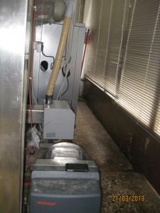 H αντικατάσταση του καυστήρα πετρελαίου με αυτόν του πέλλετ εγγυάται εξοικονόμηση χρημάτων της τάξης του 70%