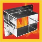 καυστήρας πελλετ Εύκολη προσαρμογή σε όλους τους φούρνους