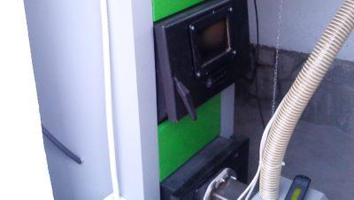 λέβητας πελλετ adgreen b-eco 35 στη Μαυρούδα