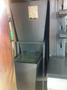 δεξαμενη πελλετ oven