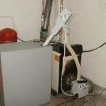 Αντικατάσταση του καυστήρα πετρελαίου με πέλλετ