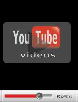 Βίντεο στο youtube