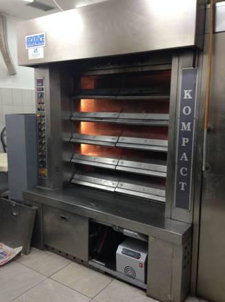 Καυστήρας πέλλετ σε φούρνο αρτοποιίαςστην Αμαλιάδα Ηλείας