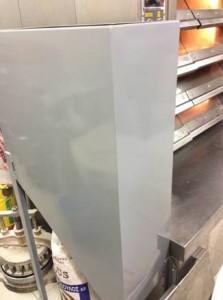 σιλό για την μετατροπή του φούρνο