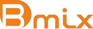 b-mix logo