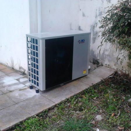 Αντλία θερμότητας σε διαμέρισμα με σώματα καλοριφέρ