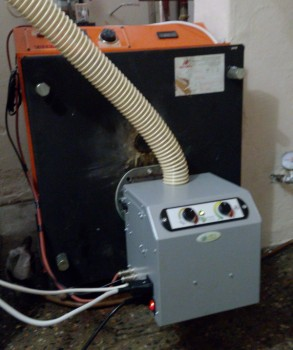 b-eco σε λέβητα πετρελαίου thermal