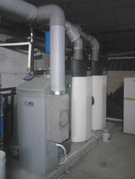 αντλια θερμοτητας ζεστου νερου χρησης Litohoro Resort