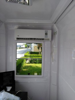 Κλιματιστικό μηχάνημα τύπου inverter στην χαρτοβιομηχανία