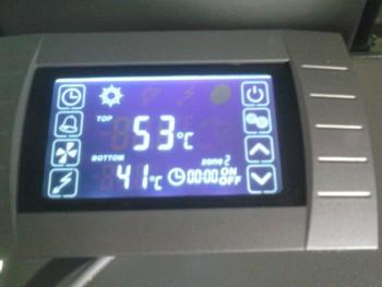 Χειριστήριο ελέγχου αντλίας θερμότητας ζεστών νερών χρήσης Water Plus