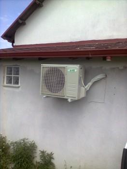 Μπόιλερ με αντλία θερμότητας σε μονοκατοικία