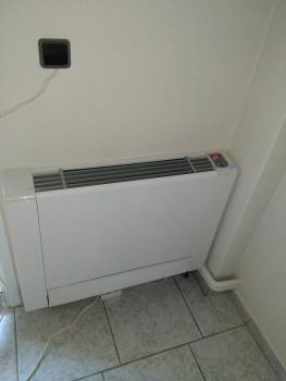 Fan coil σε διαμέρισμα στην Κατερίνη
