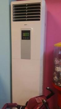 Κλιματιστικό μηχάνημα ντουλάπα σε παιδότοπο