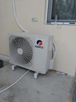 Κλιματιστικό μηχάνημα 18.000 btu στην Κατερίνη