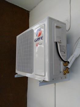 Εγκατάσταση inverter κλιματιστικού στην Κατερίνη
