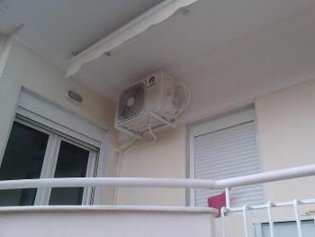 Κλιματιστικό inverter στην Κατερίνη