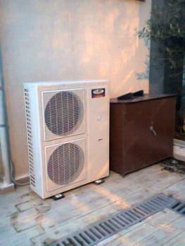 Αντλία θερμότητας στα Γιαννιτσά Πέλλας