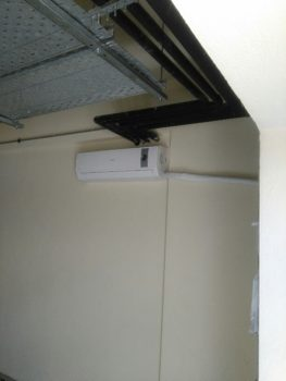 Τοποθετηση κλιματιστικού στη Λάρισα