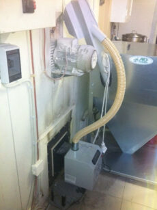 Μετατροπή σε πελλετ κυκλοθερμικού φούρνου στην Λάρισα με καυστηρα SP OVEN