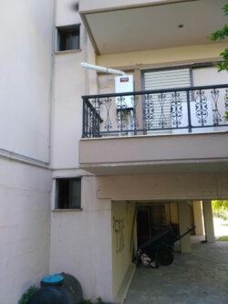 Λέβητας αερίου συμπύκνωσης chaffoteaux inoa 24 σε διαμέρισμα 75 τ.μ. στην Περαία Θεσσαλονίκης